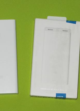Xiaomi MI Power Bank 2C PLM06ZM 20000mAh повер банк оригинал