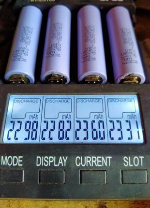 Аккумуляторы SAMSUNG ICR18650-22P емк.2200 мач