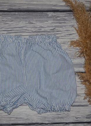 12-18 месяцев 86 см очень крутые шорты шортики панталончики ле...