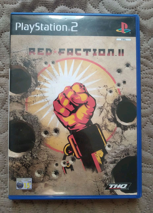 Red Faction 2 ps2 (PlayStation 2)