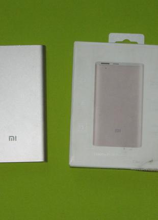 Xiaomi Mi Power Bank Pro PLM03ZM 10000mAh Type C оригинал