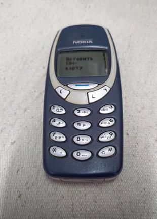 Мобильный телефон Nokia 3310 оригинал