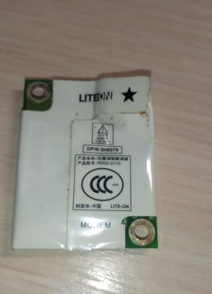 Модем для ноутбука DELL LATITUDE D620, D630