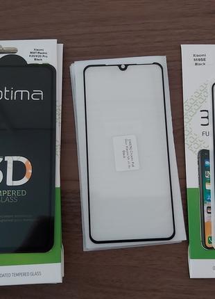 Стекло защитное full Xiaomi Mi 9T / Mi 9 Lite / Mi 9 SE