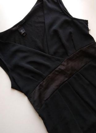 Чёрная блуза h&m