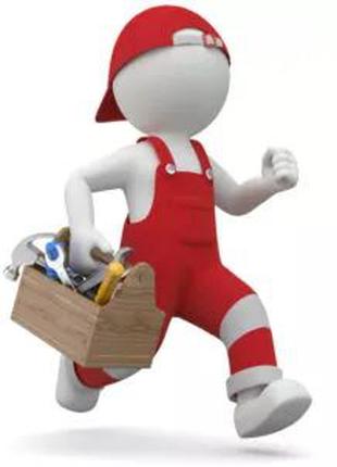 Ремонт та обслуговування газових котлів, бойлерів, пральних машин