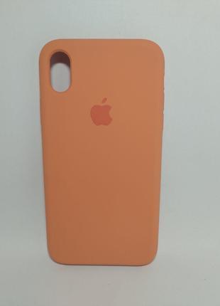 Задня накладка iPhone XR Original Soft Case Flamingo