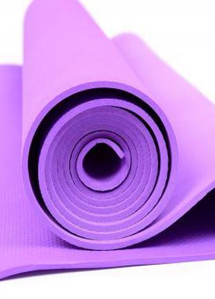 Мат для йоги EVA 173 х 61 см
