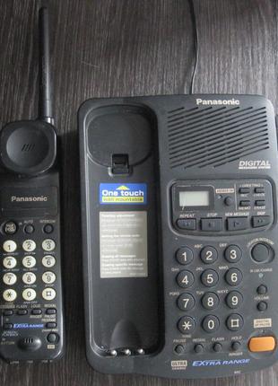 Радиотелефон с автоответчиком Panasonic KX-TCM526BXB
