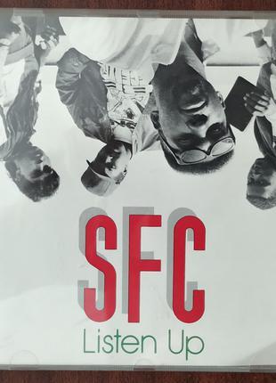 CD SFС Listen Up BROKEN REKORDS 7-10-051267-0 1989 оригинал
