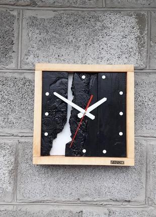 Настенные часы в современном дизайне, уникальные настенные часы