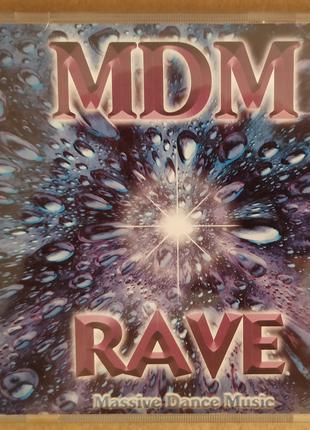 CD SD190597 MDM 22 RAVE. 1997 оригинал