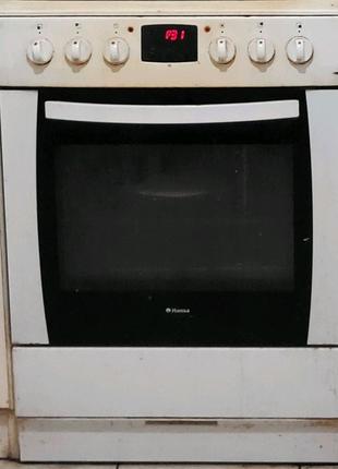 Электро плита Hansa производитель Германия