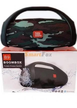 Портативная колонка JBL Booms Box B9 Камуфляж