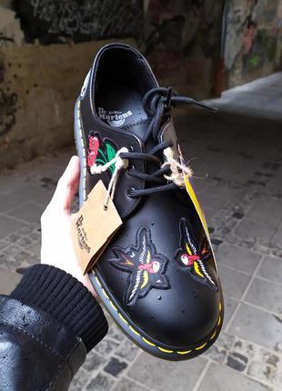 Туфлі Dr. Martens patch original