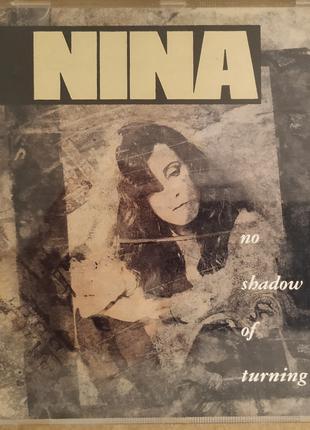 R.E.X.Records NINA no shadow of turning SPСN7901421274 1991 НОВЫЙ