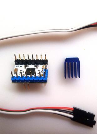 Драйвер шагового двигателя TMC2209 V3.0 с поддержкой UART 3D прин