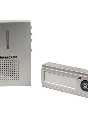 Беспроводной дверной звонок SilverCrest 11х11см