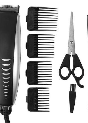 Машинка для стрижки волос TARGET JH-4600 Полная комплектация