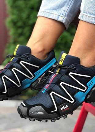 Кроссовки: salomon speedcross 3