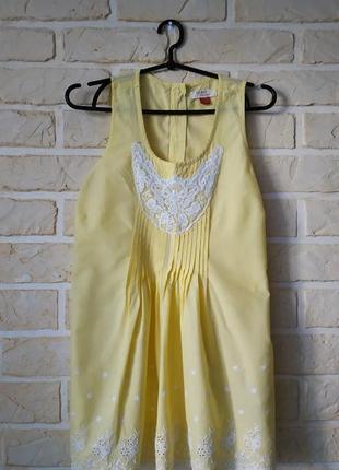Натуральная, лёгкая блуза,прошва