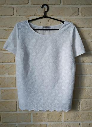 Натуральная блуза прошва