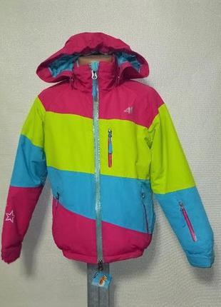 Мембранная яркая куртка 4f рр. 122