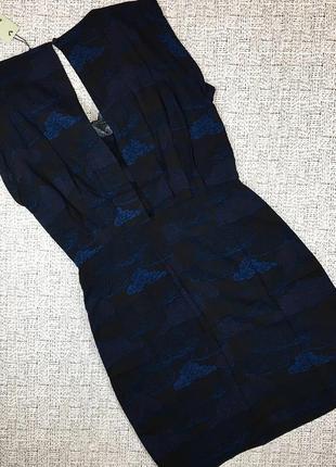 Платье чехол minimum дания, с вырезом на спине,