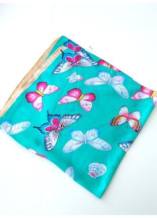 Шейный платок butterfly бабочка