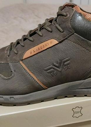 Чоловічі шкіряні черевики 40-45р