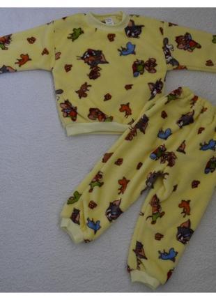 Пижама для малышей, спальный костюм