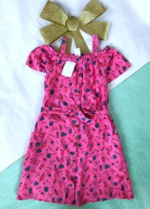 Платье сарафан для девочек