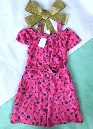 Платье сарафан для девочек c&a