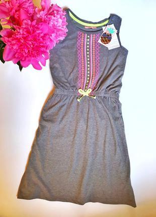 Платье сарафан для девочек cool club