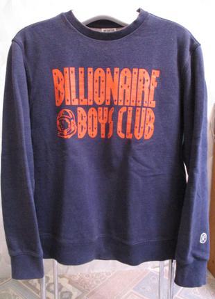 Свитшот свитер  billionaire boys club, bbc