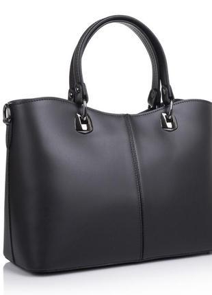Шкіряна сумка кожаная сумка сумка из натуральной кожи италия п...