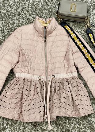 Куртка пуховик пальто италия ветровка