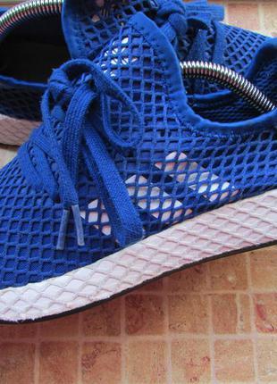 Кроссовки adidas deerupt для парня длина по стельке 24,5 см
