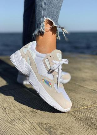 Женские кроссовки adidas falcon🆕кроссовки adidas (адидас)🆕 обу...