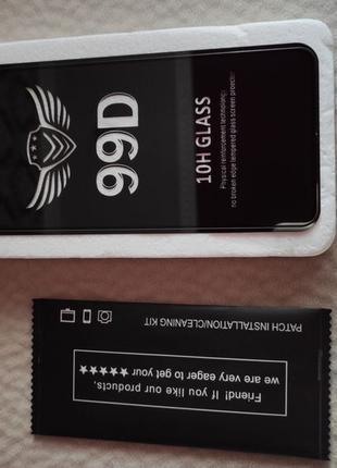 Стекло 99D, Xiaomi Mi 9 lite, 10H