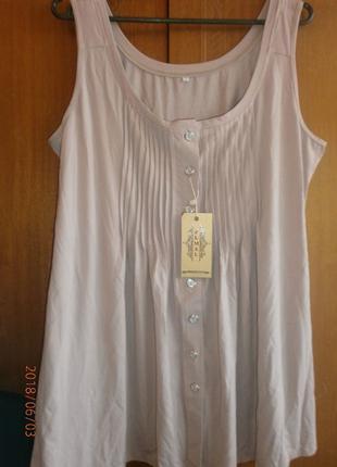 Блуза новая, р. 56