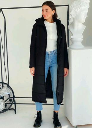 Пуховик пальто куртка зима