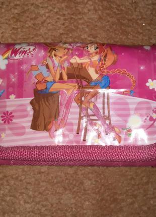 Кошельки для девочек Winx (2 шт.)