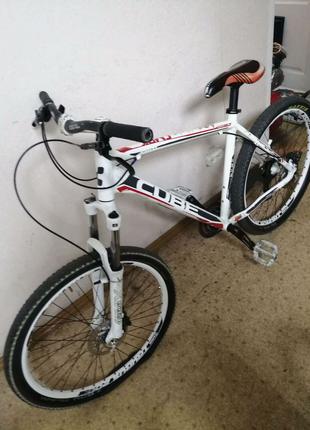 Велосипед cube продам