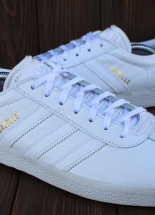 Кроссовки adidas originals gazelle кожа оригинал 41р кеды