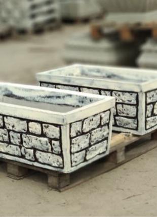 Кашпо из бетона купить киев