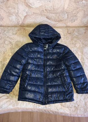 Куртка демисезонная Mayoral (Майорал) на мальчика, Zara, H&M. Шап