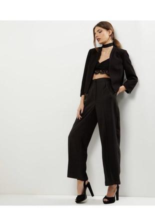 Стильный укороченный пиджак, классический жакет 3/4 рукав, бле...