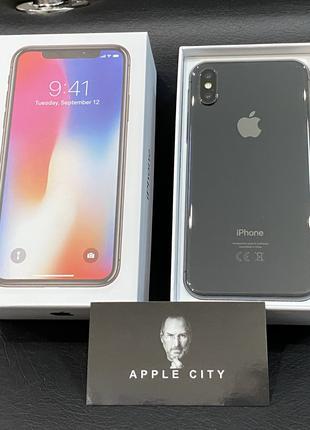 Apple iPhone X 64GB Space/Silver Магазин.Гарантия.