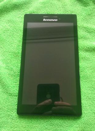 Дисплей модуль в рамке Lenovo A7-10, A7-20